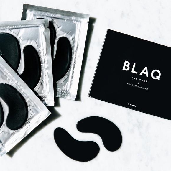 BLAQ Other - NWT BLAQ Hydrogel Eye Masks